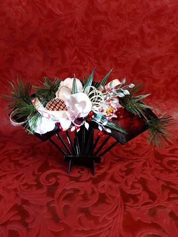 正月飾り『扇』